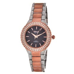 OMAX JDP008N004 steel color-rose gold