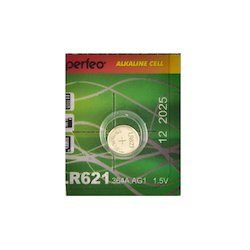 PERFEO LR621/10BL Alkaline Cell 364A AG1(цена за одну батарейку)